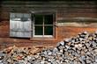 Holzhütte - wooden hut