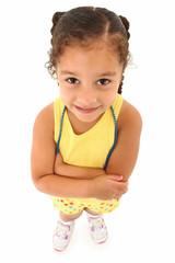 Beautiful Preschooler