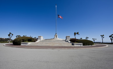 Golden Gate National Cemetery, San Bruno, CA.