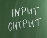 input/output 2 poster