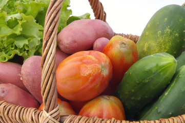 panier à légumes