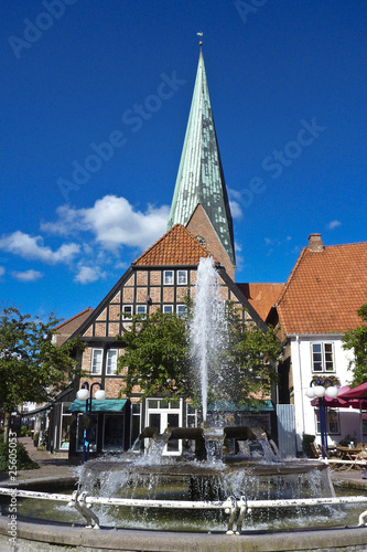 Eutiner Marktplatz