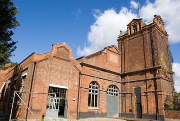 Wapping Hydraulic Power Station