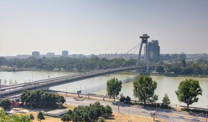 pont UFO de Bratislava (OVNI)