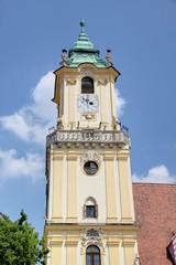 clocher à Bratislava
