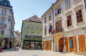 ambassade de France à Bratislava