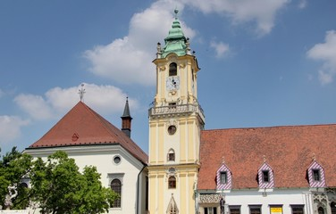 mairie de Bratislava