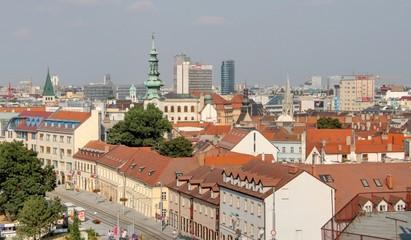 vue générale du Bratislava