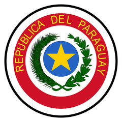 Paraguay Coat of Arms