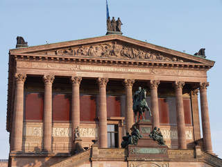 Berlin Alte Nationalgalerie