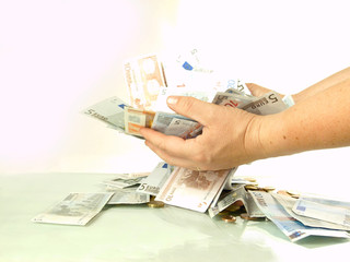 Geldgier