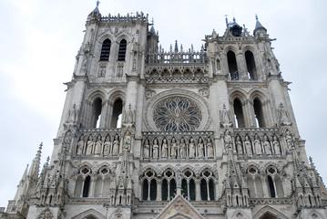 Amiens Kathedrale Frankreich