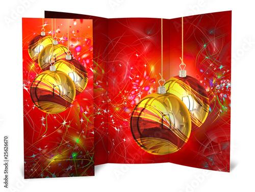 Ilustracion en 3d tarjetas con motivos navide os fotos - Tarjetas con motivos navidenos ...