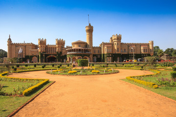 Bangalore palace and gardens