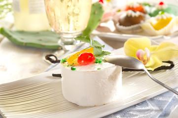 ricotta cassata sicily dessert- cassata siciliana