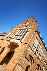 Altes Rathaus in Minden, Deutschland