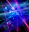 Fiber Optics Lights Background