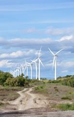 éoliennes de Camargue 34