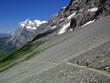 Wanderweg Eiger-Nordwand Eigertrail 3