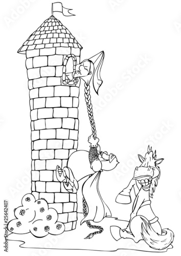 gamesageddon  rapunzel märchen frauenpower turm