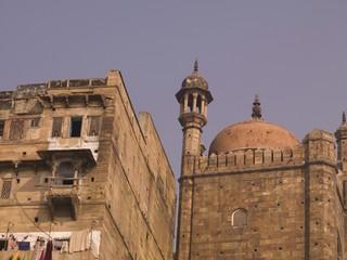 Building Exterior, Varanasi, Uttar Pradesh, India