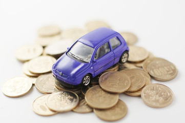 モデルカーとお金
