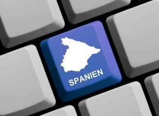 Alles über Spanien im Internet