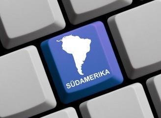 Allesx über Südamerika im Internet