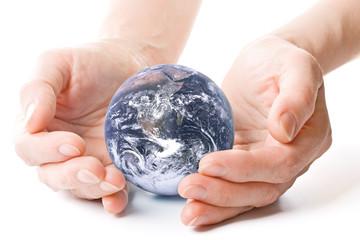 In unserer Hand