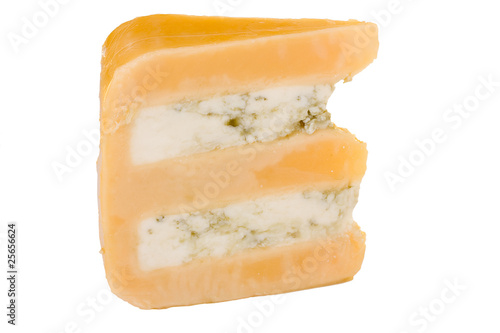 Gloucester with Cheese blue