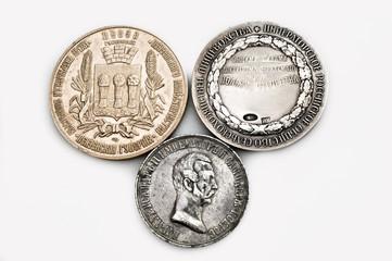 russian ancient medals