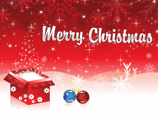 christmas magic box