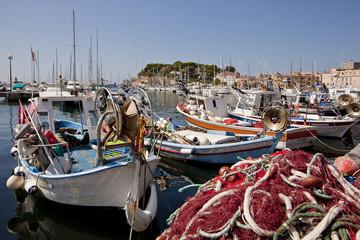 Petit port de pêche