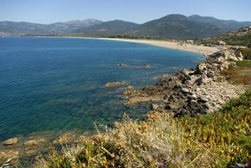 Corsica, panorama del Golfo di Sagone 2
