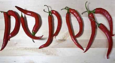 red peper