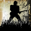 Guitarista Background