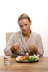 Frau und Gemüse 080910-1