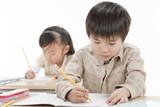 Fototapety 勉強をする子供たち