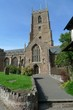 dunster church
