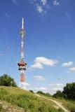 Telecommunication antenna poster
