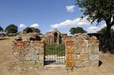 ancient nuragic settlement poster