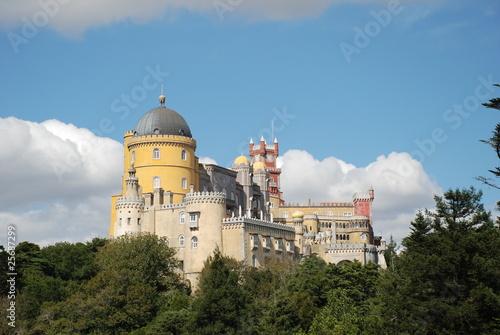 Portugueses Castle Poster
