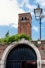 Die Kirche San Giobbe in Venedig