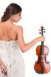 Professional violinist