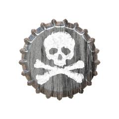 Poison Bottle Cap