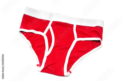 Leinwandbild Motiv men's briefs