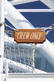 Cruise Ship Crew Only Access