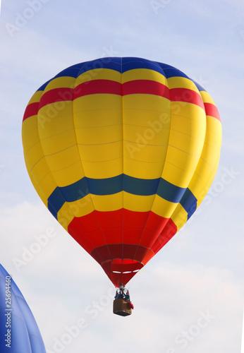 Aluminium Ballon Take Off