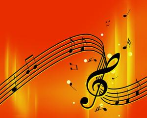 情熱の音楽