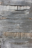 Old weathered plywood sheet poster